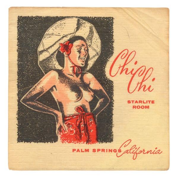 Chi Chi Napkin.