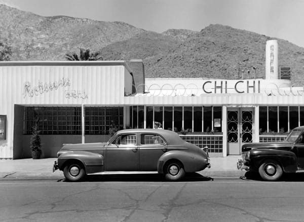 The Chi Chi in 1936.