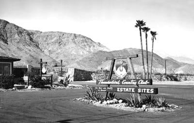 Early Photo of Thunderbird Golf Club