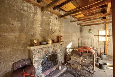 Jack Miller's cabin