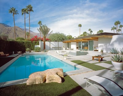 Wexler and Harrison's Leff Residence (1957).