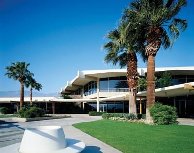 Palm Springs Airport (1965)