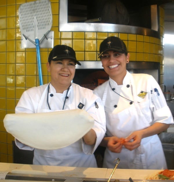 California Pizza Kitchen Makeover Entices Nightlife Crowd on El Paseo