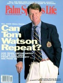 Palm Springs Life magazine - November 1995
