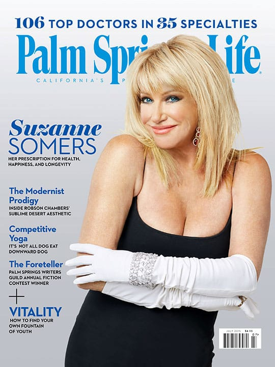 Palm Springs Life magazine - July 2015