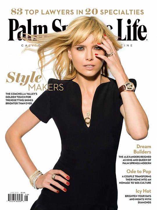 Palm Springs Life magazine - June 2015