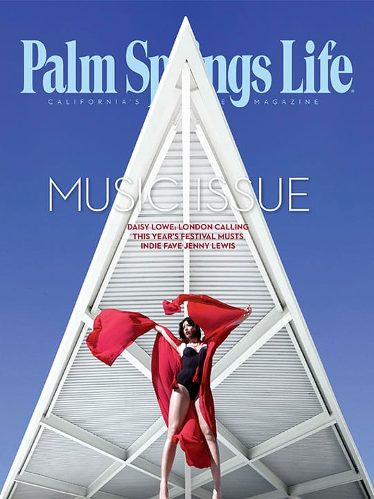 Palm Springs Life magazine - April 2015