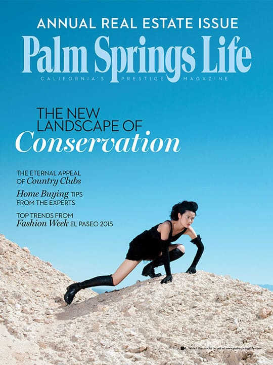 Palm Springs Life magazine - May 2015