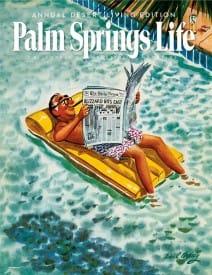 Palm Springs Life magazine - September 2014