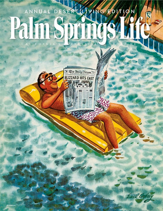Palm Springs Life magazine - September 2014