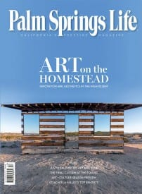 Palm Springs Life magazine - December 2013