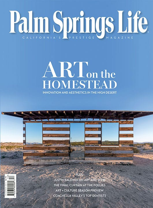 Palm Springs Life magazine - December 2013