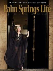 Palm Springs Life magazine - September 2013