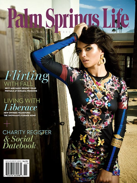 Palm Springs Life magazine - November 2012