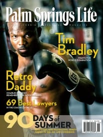 Palm Springs Life magazine - June 2012