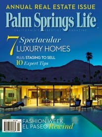 Palm Springs Life magazine - May 2012