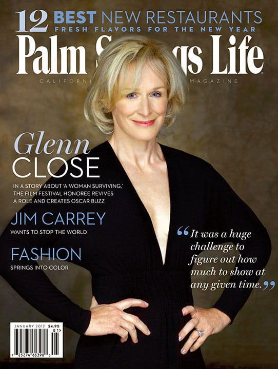 Palm Springs Life magazine - January 2012
