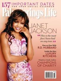 Palm Springs Life magazine - November 2011