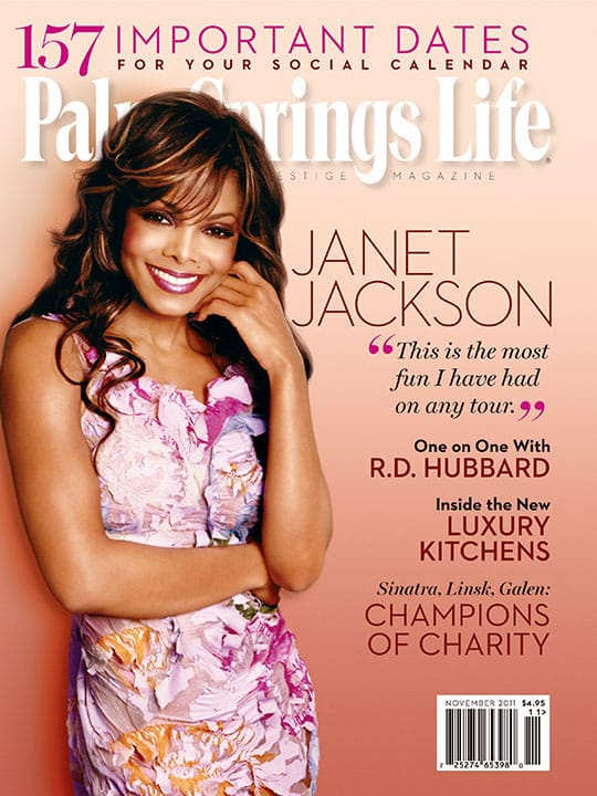 Palm Springs Life magazine - November 2011