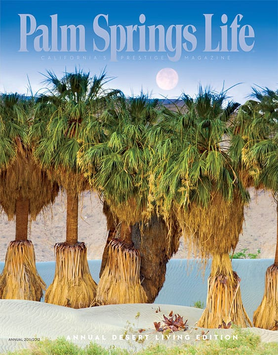 Palm Springs Life magazine - September 2011