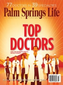 Palm Springs Life magazine - July 2011