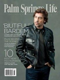Palm Springs Life magazine - January 2011