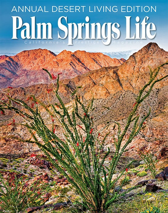 Palm Springs Life magazine - September 2010