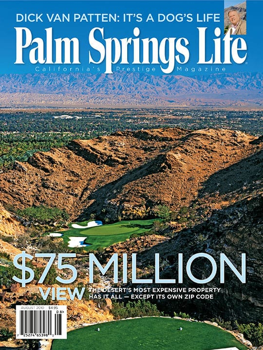 Palm Springs Life magazine - August 2010