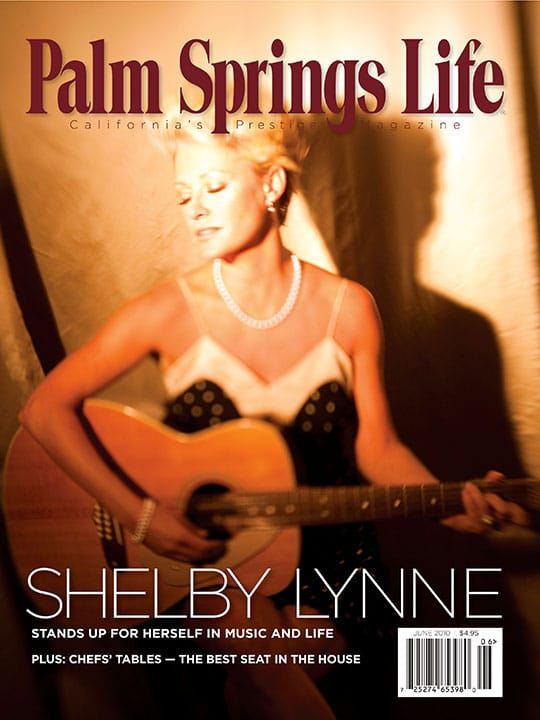 Palm Springs Life magazine - June 2010