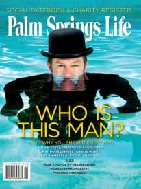 Palm Springs Life magazine - November 2009