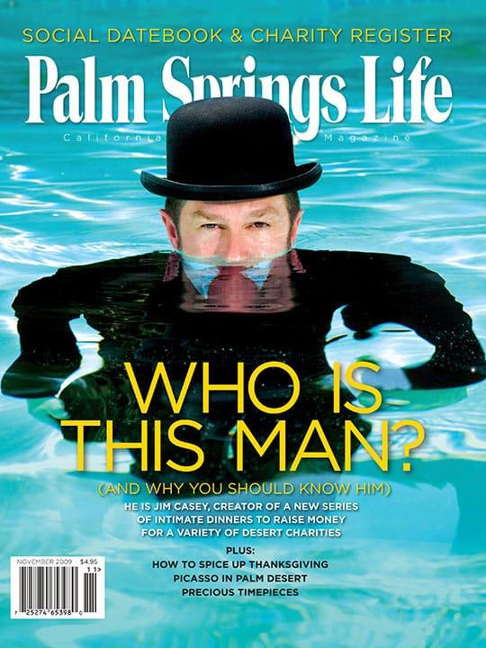 Palm Springs Life magazine - November 2009