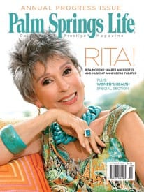 Palm Springs Life magazine - October 2009