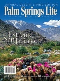 Palm Springs Life magazine - September 2009