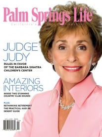 Palm Springs Life magazine - April 2009