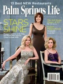 Palm Springs Life magazine - January 2009