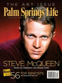 Palm Springs Life magazine - December 2008
