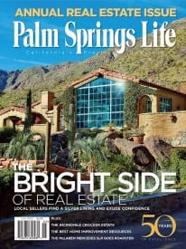 Palm Springs Life magazine - May 2008