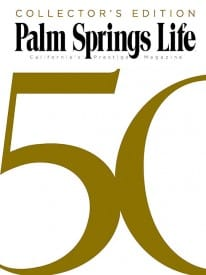 Palm Springs Life magazine - April 2008