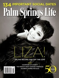 Palm Springs Life magazine - November 2007