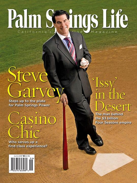 Palm Springs Life magazine - June 2007