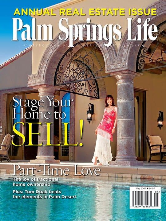 Palm Springs Life magazine - May 2007