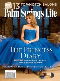 Palm Springs Life magazine - April 2007