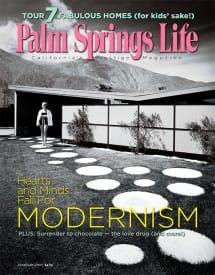 Palm Springs Life magazine - February 2007