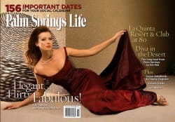 Palm Springs Life magazine - November 2006