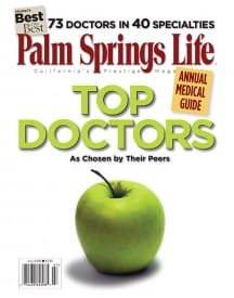 Palm Springs Life magazine - July 2006