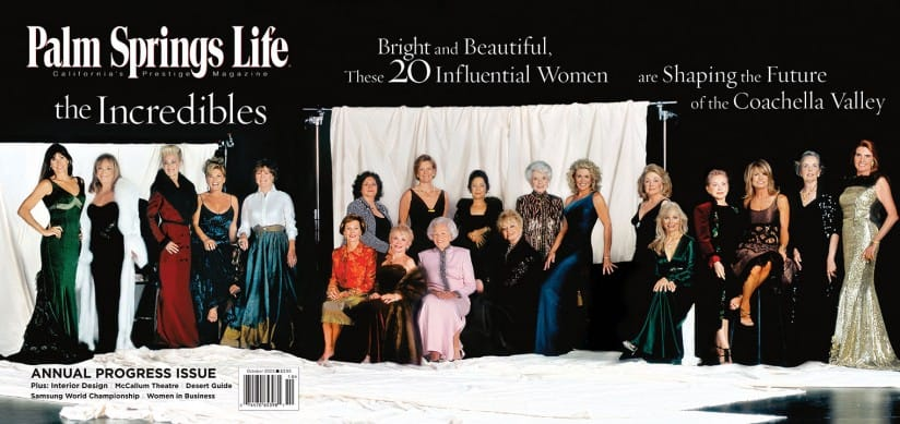 Palm Springs Life magazine - October 2005