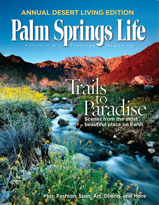 Palm Springs Life magazine - September 2005