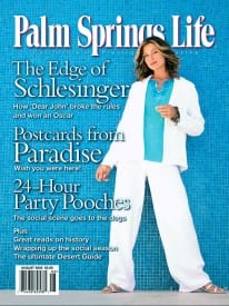 Palm Springs Life magazine - August 2005