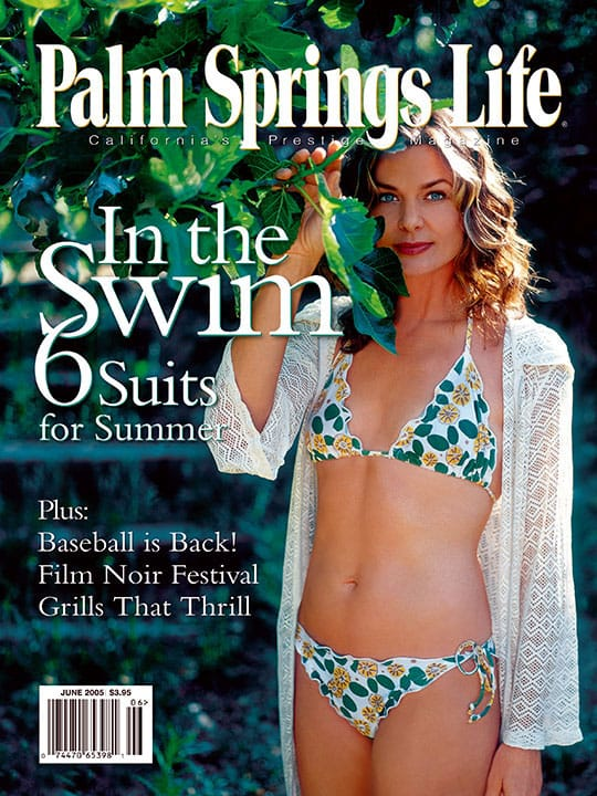 Palm Springs Life magazine - January 2005