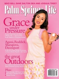 Palm Springs Life magazine - March 2005